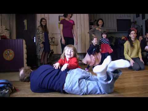 Atelier Danse Avec Ton Môme