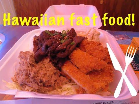 Hawaiian fast food, authentic hawaiian cuisine In Maui