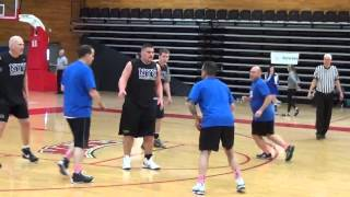 Basketball Play at Hoops for Hope 2015