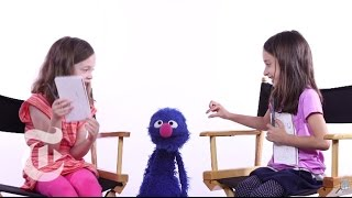 Eating Kumquats With Grover From 'sesame Street' | The New York Times