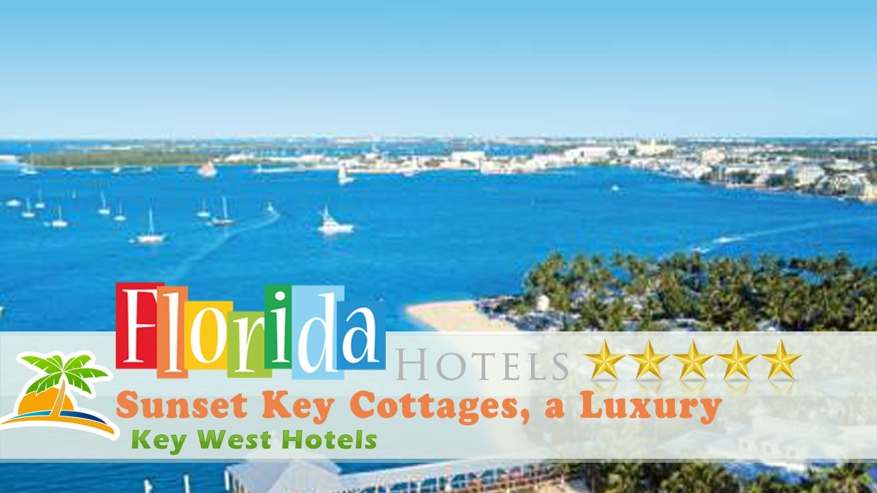 Sunset Key Cottages A Luxury Collection Resort West Hotels Florida