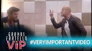 Grande Fratello Vip, la FINALE - Il confronto tra Andrea Damante e Stefano Bettarini thumbnail
