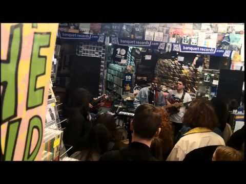 Only real in store at banquet records