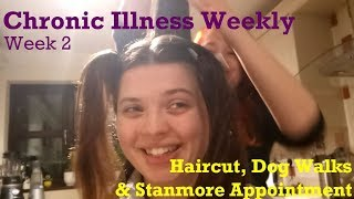 Chronic Illness Weekly is, you guessed it, a weekly vlog showing yo...