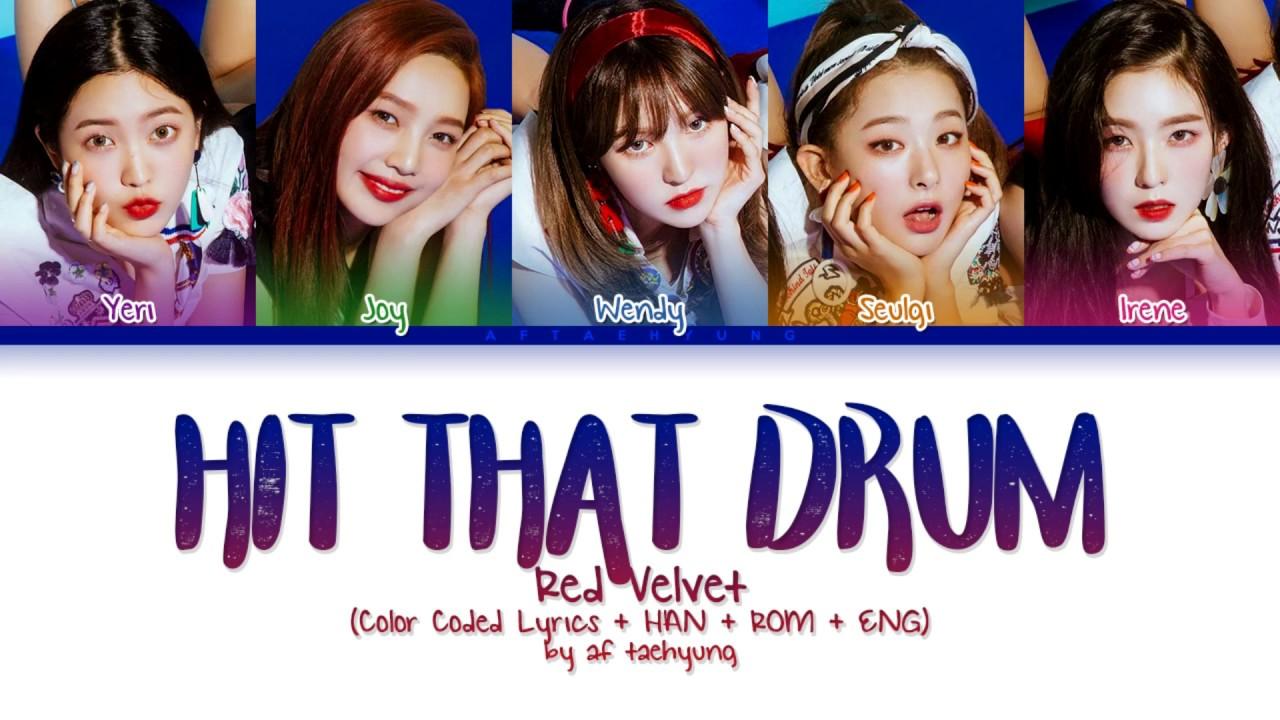 Red Velvet – Hit That Drum