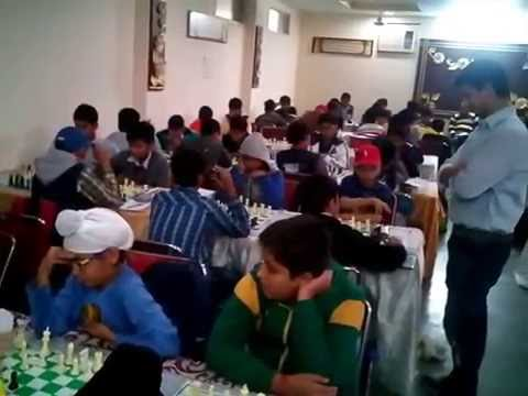 Sameen singh  chess tournament  full coverage..