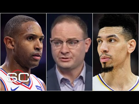 Reacting to the 76ers trading Al Horford & 2 draft picks to the Thunder for Danny Green | SC
