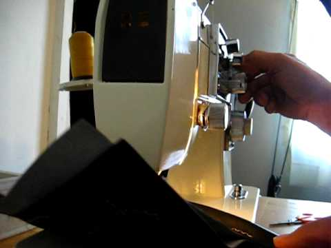 DRESSMAKER MODEL S40 SEWING MACHINE EMBROIDERY COMBO YouTube New How To Thread Dressmaker Sewing Machine