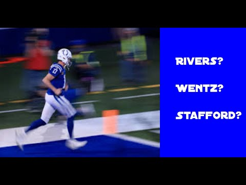 Who will be the Colts Quarterback in 2021?