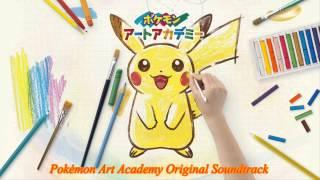 Title Screen - Pokémon Art Academy