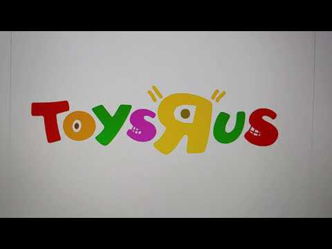 Toys R Us Logo Bloopers - Part 2: U's Powerful Explosion Of Slime