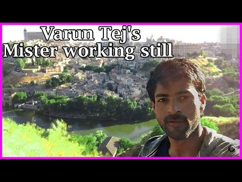 Varun Tej New Look In Mister Movie - Srinu Vaitla Movie