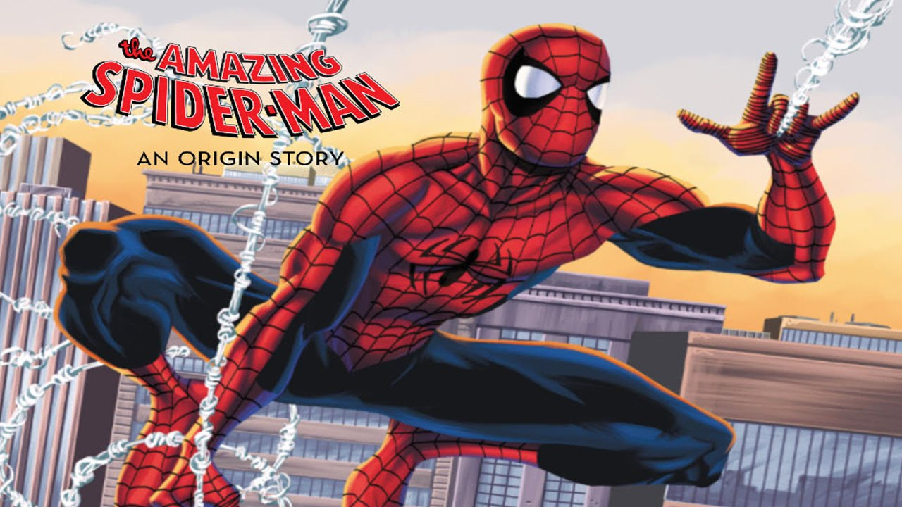 the amazing spider man an origin story best app for kids iphone