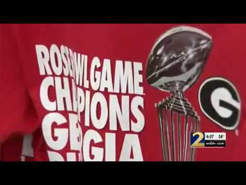 UGA Students Return To Campus To National Championship Excitement