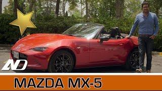 Mazda MX-5 ⭐️ - Simplemente perfecto