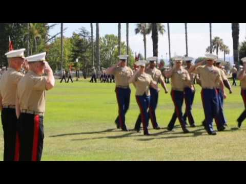 Change of Command MCRD San Diego 7/15/16