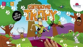 CAMPOWE TROPY - gra planszowa Chris