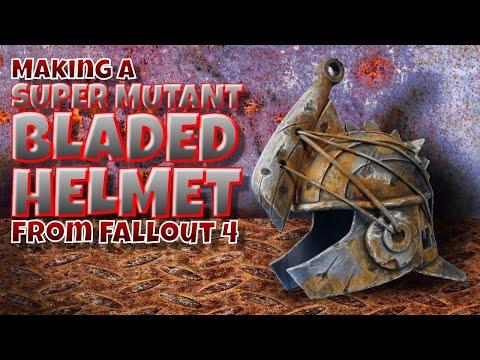 Making a Super Mutant Bladed Helmet from Fallout 4Kaynak: YouTube · Süre: 16 dakika23 saniye