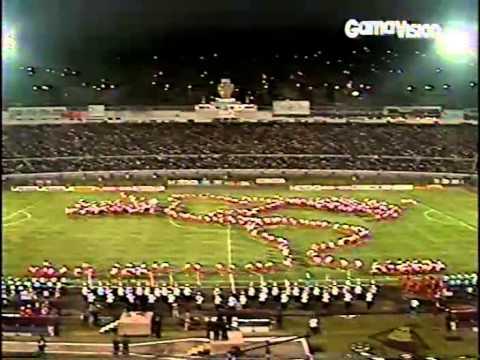 Ceremonia Inaugural - Copa América Ecuador 1993
