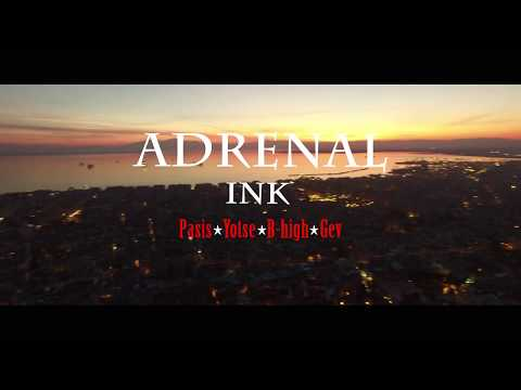 ADRENAL-INK - 419 [GRIME SESSION]  [Official Video]