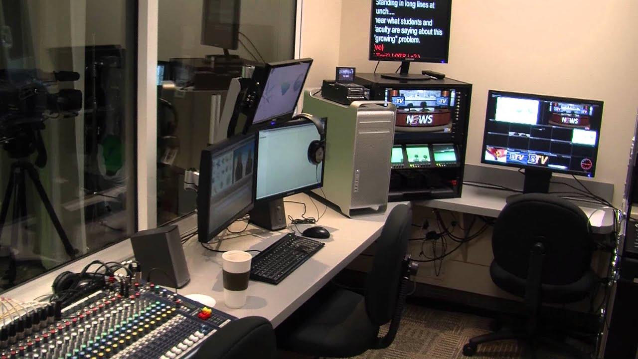 The Benjamin Schools Video Production Studio Built By Mobile