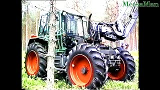 Vintage Logging and Forest show in 1996 - Equipment and Machines