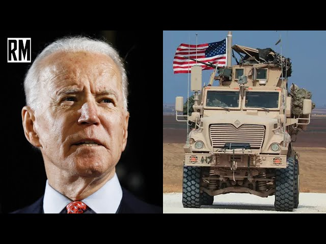 Biden Will Keep Sanctions, Troops in Syria