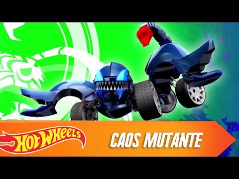 Caos Mutante Hot Wheels Youtube