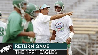 The 1991 Eagles | Return Game: House of Pain Game