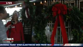 Decking the halls with Alpharetta's Scottsdale Farms