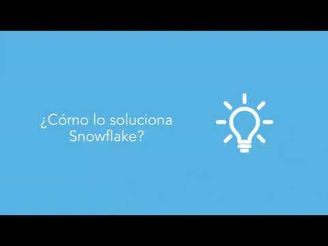 Snowflake Live Demo - Spanish