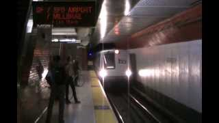 San Francisco BART (Bay Area Rapid Transit)