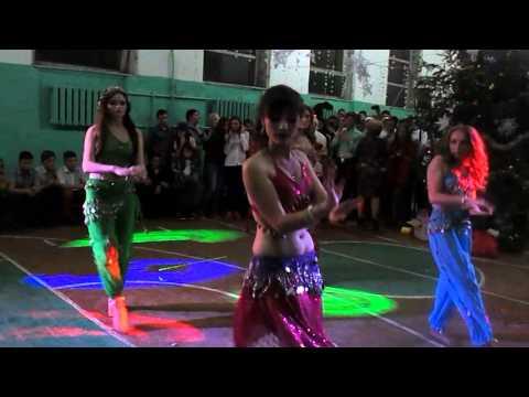 Индийский танец новый год 2015
