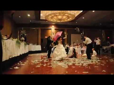 how to fast dance at a wedding