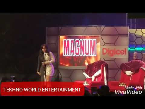 MAGNUM KING AND QUEEN MAY 19 / 2018 ( BAD GYAL JADE  SAFIYAH)