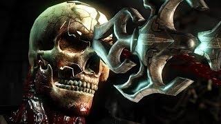 Mortal Kombat X Клип своими руками!!!
