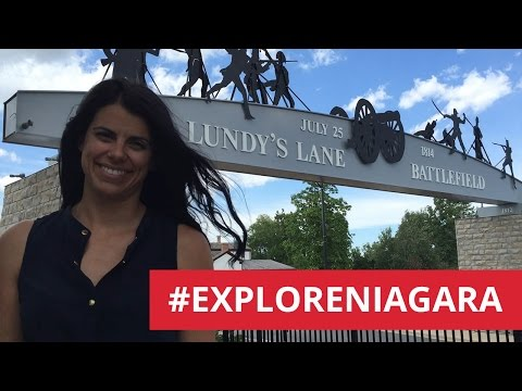 #ExploreNiagara - Lundy's Land Battlefield