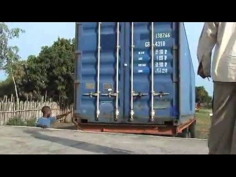 Arrival container (Sierra Leone)