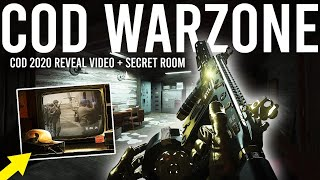 Call of Duty Warzone - COD 2020 Reveal Video + NEW Secret room!