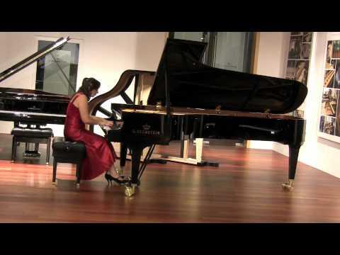 Roslawez - Sonata No. 1 - Maria Lettberg
