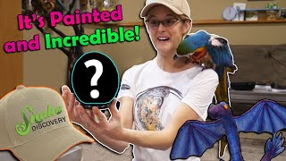 An Ostrich Egg In Our Mail?! (Fan Mail #22)
