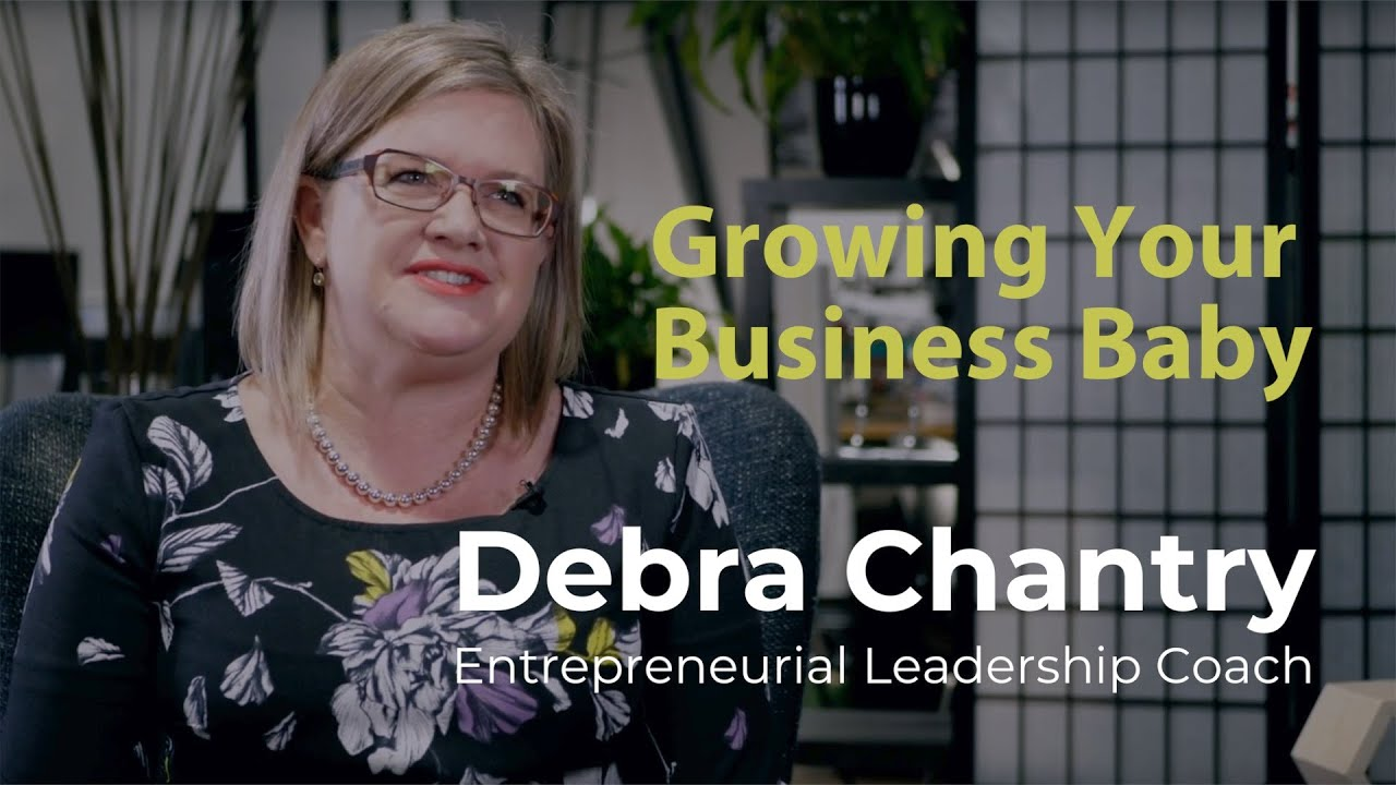 Growing your business baby