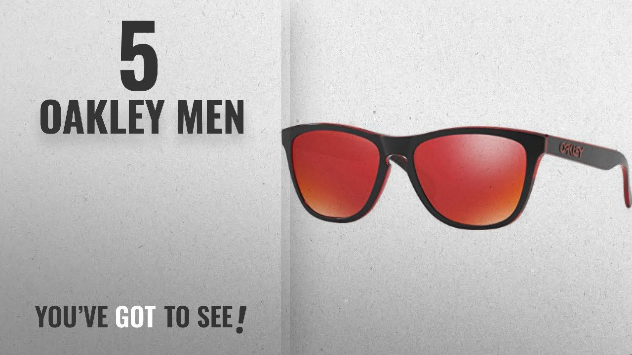 5738a43235 Top 10 Oakley Men   Winter 2018    Oakley Men s Frogskins Non ...