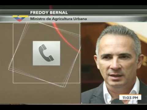 Manuel Tarazona se enfrentó con armas a comisiones policiales, denuncia Freddy Bernal