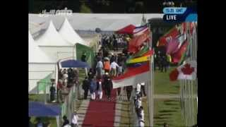 Jalsa Salana UK International 2015 - Flag Hoisting Ceremony - Islam Ahmadiyyat