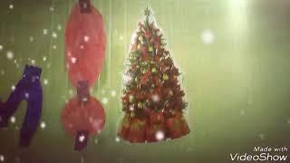 видео Красивая надпись С Новым годом!