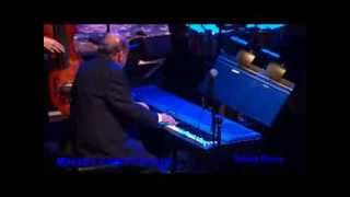 EDDIE PALMIERI SOLO PIANO AT SAN FRANCISCO JAZZ CENTER.