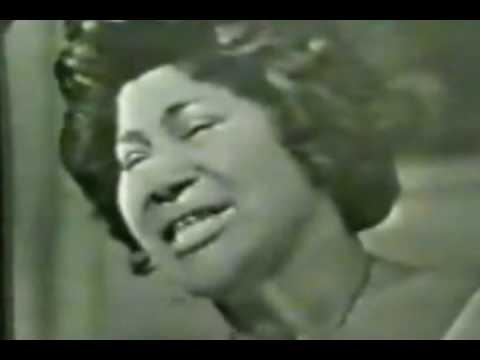 Mahalia Jackson ~  How I got over