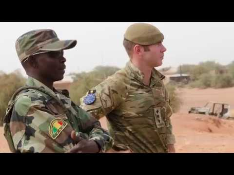 British Army Defence Engagement in West Africa