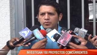 INVESTIGAN  150 PROYECTOS CONCURRENTES